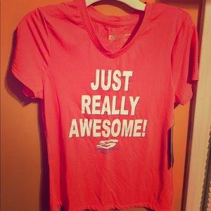 Girls Athlete T-shirt
